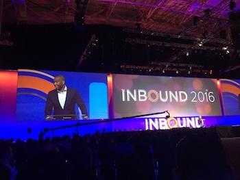DBF at INBOUND16
