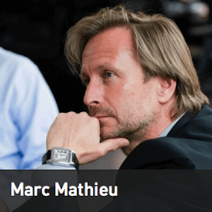 Marc Mathieu in the digital world