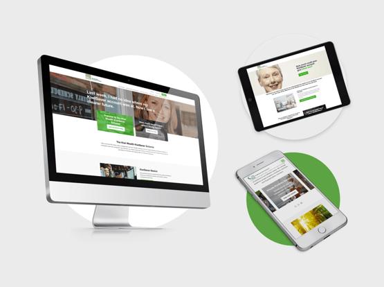 Kiwi Wealth: Inbound Marketing, Website & Interactive Tools
