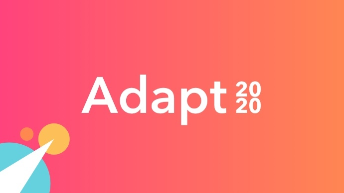 HubSpot's Adapt 2020 Survey