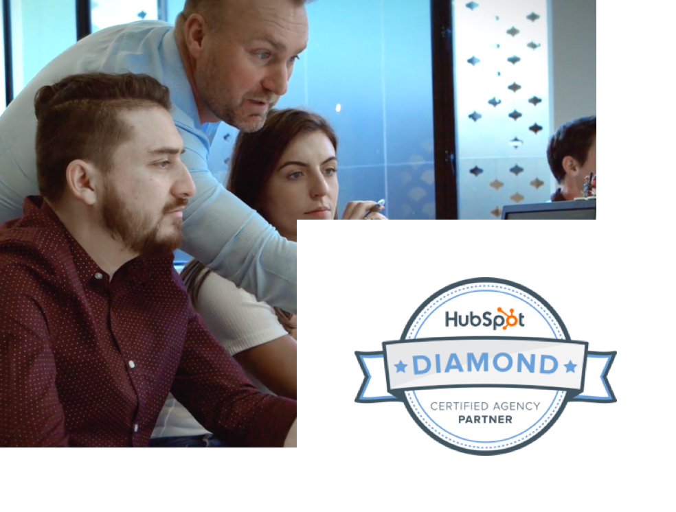 HubSpot Diamond Agency