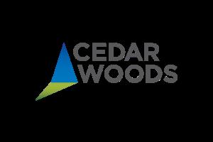 Cedar Woods Logo